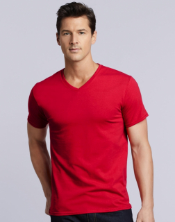 Tričko Gildan Premium Cotton V-Neck